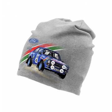 Heather Grey Ford Escort Eaton Yale  tricot beanie