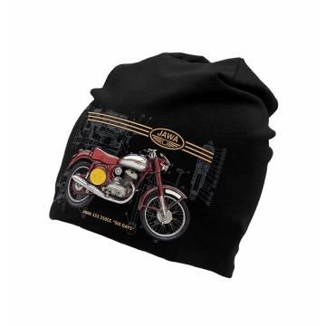 Black Jawa tricot beanie