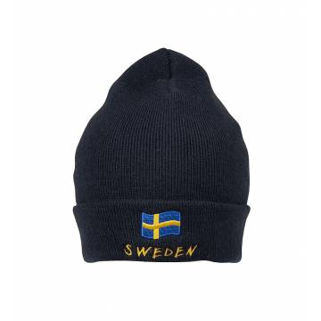 Navy Blue Sweden beanie
