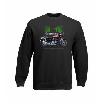 Black DC Suzuki 250 J Sweatshirt