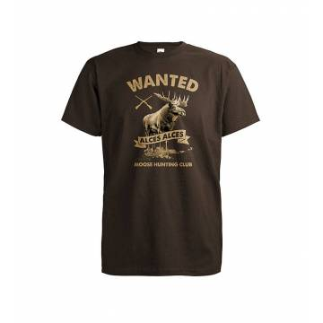 DC Wanted Hirvi T-paita