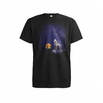 Black DC Susi ja tähtitaivas T-paita
