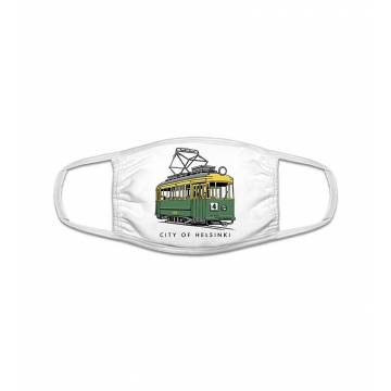 White Face Mask tram 3T