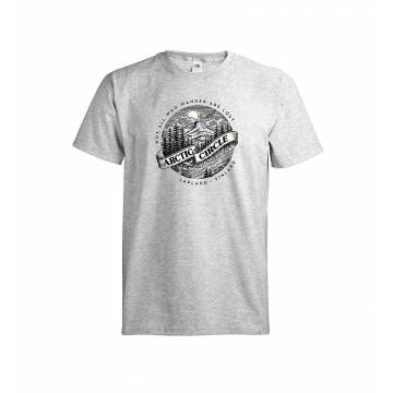 Heather Grey DC Not All Who Wander T-shirt
