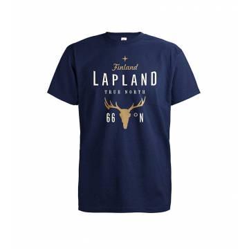 Deep Navy DC Lapland - True North T-shirt