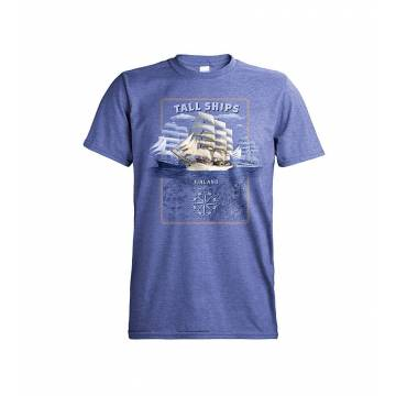Heather Royal DC Tall Ships T-paita