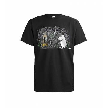 Black Manhattan Dynamite T-shirt