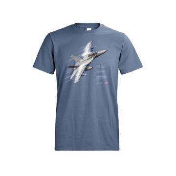 Denim DC Super Hornet T-paita