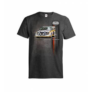 DC Audi Quattro S1 T-shirt