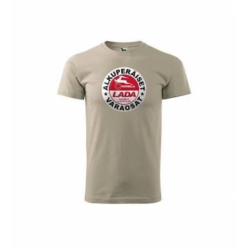 Ice Gray Alkuperäiset Lada varaosat T-paita